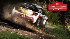 FIA WORLD RALLY CHAMPIONSHIP (WRC 2015): 2015 TOUR OF CORSE- THE LEGEND IS REBORN