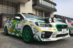JAPANESE RALLY CHAMPIONSHIP (JRC 2016): ROUND 1- THE TEIN-SUPPORTED CREWS WERE ON FIRE! – TOUR DE KYUSHU 2016 IN KARATSU