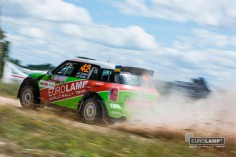 FIA WORLD RALLY CHAMPIONSHIP (WRC2- 2015): MINI EUROLAMP WORLD RALLY TEAM – RALLY POLAND: VALERY GORBAN DROPED OUT OF THE RACE