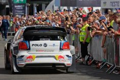 WELL FOUGHT: SECOND PLACE FOR LATVALA AT HOME RACE – VOLKSWAGEN ONE-TWO-THREE AT TOP OF DRIVERS' CHAMPIONSHIP