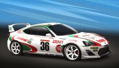 TOYOTA MOTORSPORTS / TMG: GT86 CS-R3 NEARS COMPETITIVE DEBUT