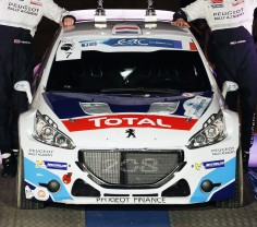 FIA EUROPEAN RALLY CHAMPIONSHIP (ERC) 2015: Q&A WITH CRAIG BREEN BY PEUGEOT 208 T16 R 5