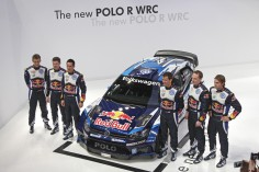 "FIA WORLD RALLY CHAMPIONSHIP 2015: VOLKSWAGEN RED BULL MOTORSPORT- THE FULL ""MONTE"": THE NEW POLO R WRC MAKES ITS DEBUT AT A RALLY CLASSIC"