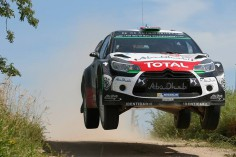 FIA WORLD RALLY CHAMPIONSHIP (WRC 2015): CITROËN TOTAL ABU DHABI WORLD RALLY TEAM – CITROËN RACING REMAINS SECOND IN THE WORLD CHAMPIONSHIP