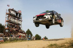 FIA WORLD RALLY CHAMPIONSHIP (WRC 2015): CITROËN TOTAL ABU DHABI WORLD RALLY TEAM- BACK FROM THE BRINK FOR MADS ØSTBERG