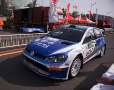 CHINESE RALLY CHAMPIONSHIP (CRC 2015): FAW – VOLKSWAGEN RALLY TEAM – CRC GANSU ZHANGYE LEG WILL BEGIN AND FAW-VW HAS RISEN TO THE EXTREME TEST