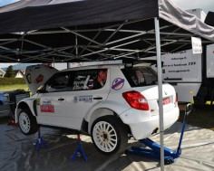 TGS TEAM FACES A NEW INTERNATIONAL COMMITMENT AT WALDVIERTEL RALLY IN AUSTRIA.
