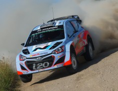 FIA WORLD RALLY CHAMPIONSHIP (WRC 2015): HYUNDAI SHELL WORLD RALLY TEAM- HYUNDAI MOTORSPORT LOOKS TO MAINTAIN PODIUM PACE WITH FOUR-CAR ENTRY IN POLAND