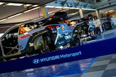 HYUNDAI MOTORSPORT IN STRIKING DISTANCE OF RALLYE DEUTSCHLAND LEAD ON DAY ONE