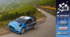 TOUGH START TO RALLYE DEUTSCHLAND