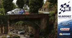 FIA WORLD RALLY CHAMPIONSHIP (WRC 2015): M-SPORT WORLD RALLY TEAM – MIDDAY QUOTES TOUR DE CORSE, SECTION THREE