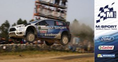 FIA WORLD RALLY CHAMPIONSHIP (WRC 2015): M-SPORT WORLD RALLY TEAM- EVANS FIGHTS BACK TO FOURTH