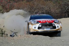 FIA WORLD RALLY CHAMPIONSHIP (WRC) 2015: CITROËN TOTAL ABU DHABI WORLD RALLY TEAM-BACK IN THE RACE!
