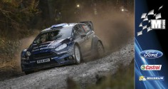 M-SPORT WORLD RALLY TEAM:MIKKO ON COURSE TO BID FAREWELL IN STYLE