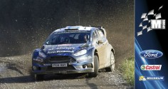 M-SPORT WORLD RALLY TEAM:MIKKO SIGNS OUT IN STYLE