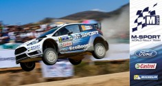 FIA WORLD RALLY CHAMPIONSHIP (WRC) 2015: M-SPORT WORLD RALLY TEAM- M-SPORT EAGER FOR RALLY ARGENTINA
