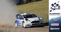 FIA WORLD RALLY CHAMPIONSHIP (WRC 2015): M-SPORT WORLD RALLY TEAM- MIDDAY QUOTES, RALLY POLAND, SECTION FOUR