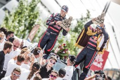 DAKAR RALLY 2015: QATAR RED BULL RALLY TEAM: AL-ATTIYAH DOMINATES DAKAR RALLY