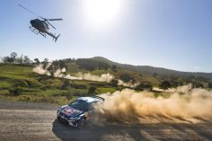 ONE-TWO FOR VOLKSWAGEN DOWN UNDER: MIKKELSEN AND OGIER IN LEAGUE OF THEIR OWN