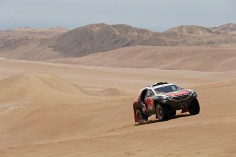 DAKAR RALLY 2015: PEUGEOT TOTAL TEAM: SEE YOU IN 2016…