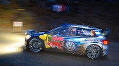 "FIA WORLD RALLY CHAMPIONSHIP 2015: READY FOR THE ""MONTE"" – TOP RESULTS FOR VOLKSWAGEN IN THE SHAKEDOWN"