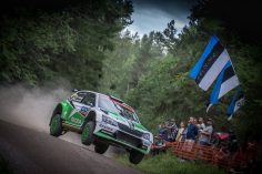 VICTORY AT FESTIVAL OF SPEED IN FINLAND: LAPPI/FERM EXTEND WINNING SEQUENCE FOR  ŠKODA