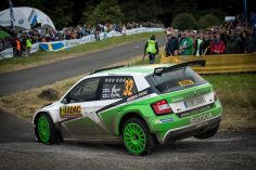 SWIFT AND CLEVER: ŠKODA EXTENDS LEAD AT THE RALLY GERMANY