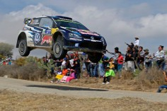 FIA WORLD RALLY CHAMPIONSHIP (WRC) 2015: 100 PERCENT #GOGIER – VOLKSWAGEN\' LEAD IN MEXICO EXTENDED