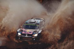 FIA WORLD RALLY CHAMPIONSHIP (WRC 2015): WALES RALLY GB – VOLKSWAGEN RED BULL MOTORSPORT – VOLKSWAGEN STILL FIRST AND THIRD AFTER MARATHON DAY IN WALES
