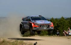 THIERRY NEUVILLE EXTENDS LEAD ON PENULTIMATE DAY OF RALLY ITALIA SARDEGNA