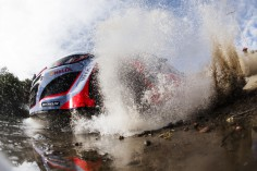 FIA WORLD RALLY CHAMPIONSHIP (WRC) 2015: HYUNDAI MOTORSPORT ON THE PACE BUT OUT OF LUCK AFTER DRAMATIC FRIDAY IN RALLY MEXICO