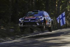 LATVALA RUNNER-UP IN FINLAND, THREE VOLKSWAGEN DRIVERS ON TOP OF THE DRIVERS' CHAMPIONSHIP