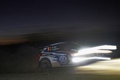 FIA WORLD RALLY CHAMPIONSHIP (WRC 2015): WALES RALLY GB – VOLKSWAGEN RED BULL MOTORSPORT – FURIOUS FINALE – VOLKSWAGEN SET FOR SPECTACULAR RALLY SHOWDOWN IN GREAT BRITAIN