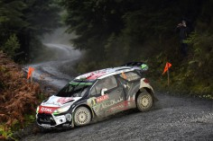 FIA WORLD RALLY CHAMPIONSHIP (WRC 2015):  CITROËN RACING FINISHES SECOND IN THE WORLD CHAMPIONSHIP – WALES RALLY GB – CITROËN TOTAL ABU DHABI WORLD RALLY TEAM
