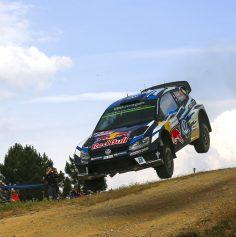 THE PODIUM WITHIN SIGHT – LATVALA AND OGIER SHINE FOR VOLKSWAGEN