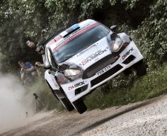DMACK HOPING TO MAINTAIN LEADING PACE IN FINLAND