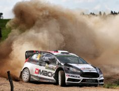 DMACK MAKES HISTORY AS WRC LEADERS