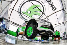 "RALLY FINLAND: ŠKODA IS READY FOR "" FORMULA 1 IN THE FOREST"""