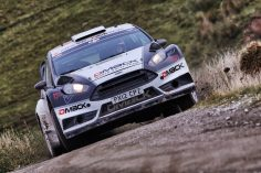 DMACK'S BRITISH TYRES ON TOP AT HOME WRC RALLY