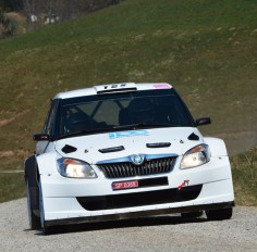 AUSTRIAN RALLY CHAMPIONSHIP (ORM) 2015: TGS TEAM WORLDWIDE- BIRYUKOV AND TGS TEAM COMPLETED THE LAVANTTAL RALLY WITH FABIA SUPER 2000