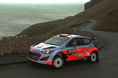 FIA WORLD RALLY CHAMPIONSHIP (WRC 2015): HYUNDAI MOTORSPORT CONCLUDES COMPETITIVE SECOND SEASON WITH FINAL PUSH IN WALES