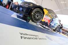LARGE LINE-UP IN THE 2016 ADAC RALLYE DEUTSCHLAND