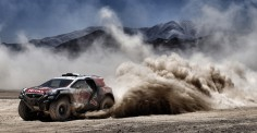 DAKAR RALLY 2015: PEUGEOT TOTAL TEAM- NOS VEMOS EN 2016