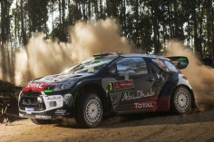 FIA WORLD RALLY CHAMPIONSHIP (WRC 2015): CITROËN TOTAL ABU DHABI WORLD RALLY TEAM- ALL ABOARD FOR A HIGH-SPEED SUMMER!