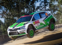 FIA WORLD RALLY CHAMPIONSHIP (WRC2): ŠKODA MOTORSPORT- ŠKODA SETS SIGHTS ON ANOTHER TOP RESULTS WITH THE NEW FABIA R5