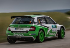 CZECH RALLY CHAMPIONSHIP (MČR 2015): ŠKODA MOTORSPORT –  HOME OUTING AT THE RALLY BOHEMIA: TWO ŠKODA WORKS TEAMS START IN THE NEW FABIA R5