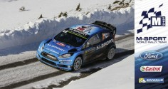 FIA WORLD RALLY CHAMPIONSHIP (WRC 2016): ØSTBERG SET TO EQUAL MONTE BEST AS EVANS CONTINUES TO DOMINATE