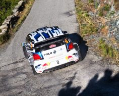 CELEBRATIONS AHEAD? THREE TITLE OPPORTUNITIES FOR VOLKSWAGEN AT THE POLO R WRC'S 50TH START IN THE WORLD RALLY CHAMPIONSHIP