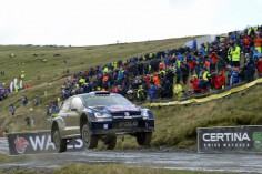 FIA WORLD RALLY CHAMPIONSHIP (WRC 2015): SUCCESSFUL SEASON DRAWS TO CLOSE WITH WIN NUMBER TWELVE: VOLKSWAGEN AND OGIER VICTORIOUS AT THE RALLY GREAT BRITAIN – WALES RALLY GB – VOLKSWAGEN RED BULL MOTORSPORT