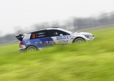 CHINESE RALLY CHAMPIONSHIP (CRC 2015): FAW-VOLKSWAGEN RALLY TEAM – CRC CANDIDATES COMPETED IN SONGSHAN AND FAW-VOLKSWAGEN WON FIRST PRIZE